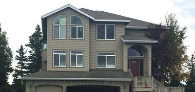 Gsl painting anchorage alaska - Exterior house painting anchorage ...